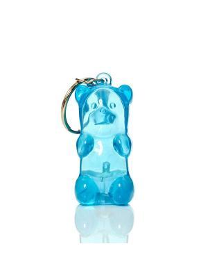 Брелок GummyGoods. Цвет: голубой