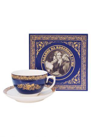 Набор чайный Старинные гадания Федерация. Цвет: мультиколор