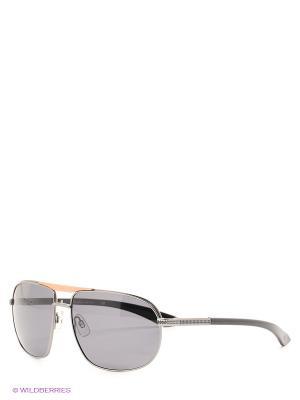 Солнцезащитные очки MS 01-22606 Mario Rossi. Цвет: серебристый, черный