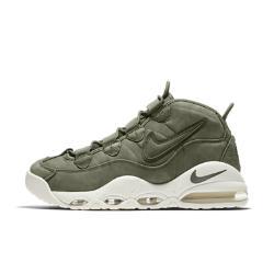 Мужские кроссовки  Air Max Uptempo Nike. Цвет: оливковый