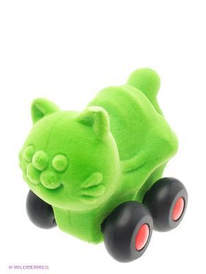 Кошка Rubbabu. Цвет: зеленый