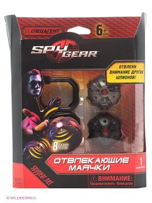 Набор Отвлекающие сферы SPIN MASTER. Цвет: красный