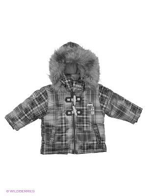 Куртка Wojcik. Цвет: серо-коричневый, бежевый