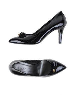 Туфли KATE. Цвет: черный