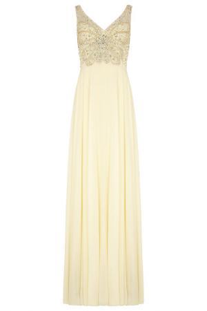 Платье DYNASTY SPIRIT. Цвет: yellow