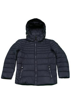 Куртка PEGGY-HO. Цвет: темно-синий