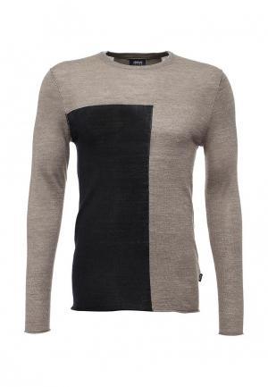 Джемпер Armani Jeans. Цвет: коричневый