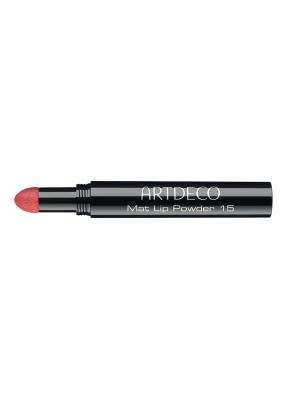 Пудра для губ Mat lip powder № 15, 0,4 г ARTDECO. Цвет: розовый