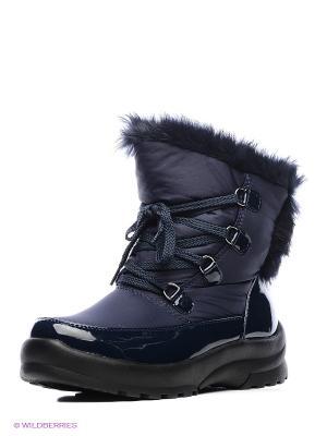 Ботинки Cooper. Цвет: темно-синий