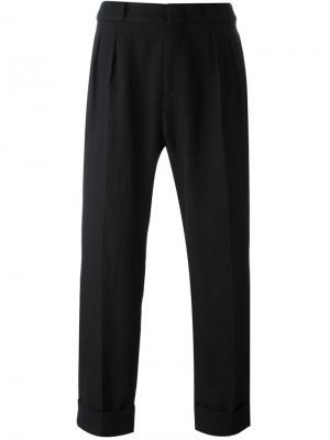 Свободные брюки Pence. Цвет: чёрный