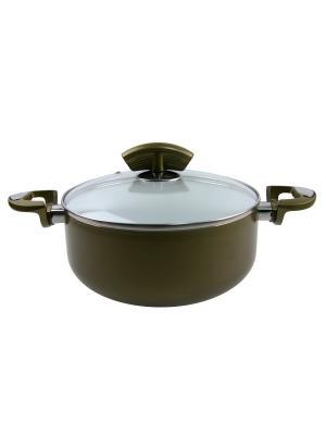 Набор кухонной посуды Bohmann BH-6002 WCR. Цвет: светло-коричневый