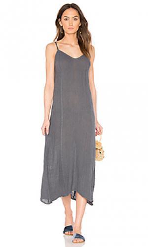 Платье-комбинация sanele Jens Pirate Booty Jen's. Цвет: серый