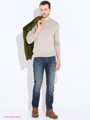Джемпер Wrangler. Цвет: серо-коричневый