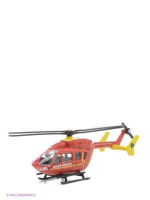 Вертолет SIKU. Цвет: красный