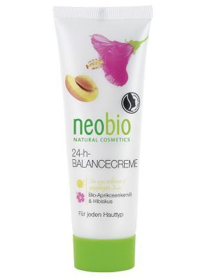 Neobio 24 часа  Баланс крем. Цвет: белый
