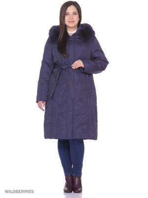 Пальто Black Daffodil. Цвет: темно-фиолетовый