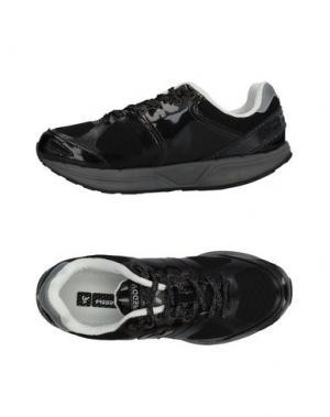 Низкие кеды и кроссовки FREDDY. Цвет: черный