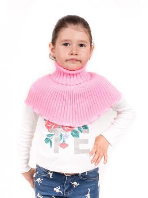 Манишка MIKIVIKI. Цвет: розовый