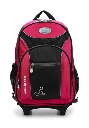 Рюкзак Polar. Цвет: розовый