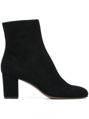 Ботинки по щиколотку LAutre Chose L'Autre. Цвет: чёрный