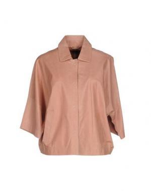 Куртка ENES. Цвет: розовый