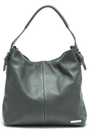 BAG ANNA LUCHINI. Цвет: dark gray