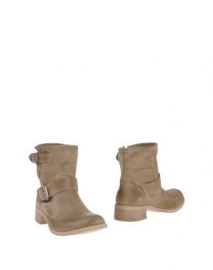 Полусапоги и высокие ботинки OVYE' by CRISTINA LUCCHI. Цвет: серый