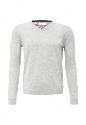 Пуловер Harris Wilson. Цвет: серый