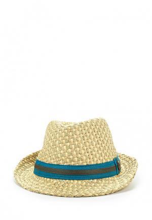 Шляпа Goorin Brothers. Цвет: желтый