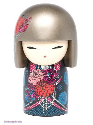 Кукла-талисман Томона Kimmidoll. Цвет: бронзовый, малиновый, красный, черный