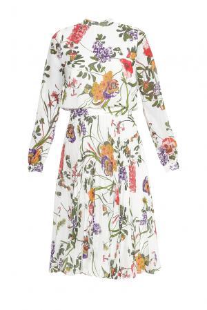 Платье из вискозы с хлопком 175049 Cavo. Цвет: разноцветный