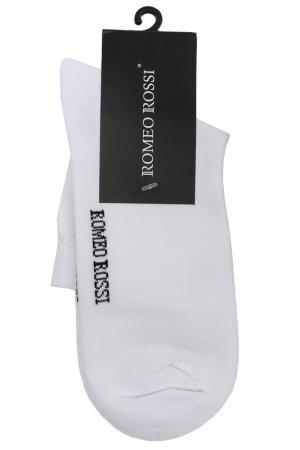 Носки ROMEO ROSSI. Цвет: белый