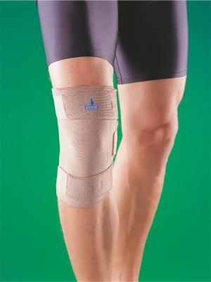 Бандаж на коленный сустав мягкий, 1023, ОРРО OppO Medical Inc.. Цвет: бежевый
