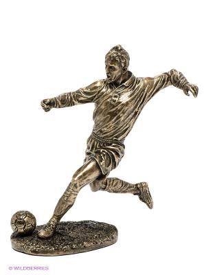 Статуэтка Футболист Veronese. Цвет: бронзовый