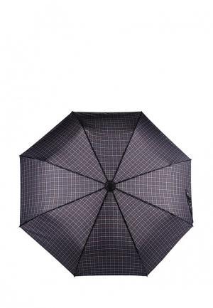 Зонт складной Flioraj. Цвет: синий