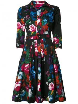 Платье Audrey Samantha Sung. Цвет: чёрный