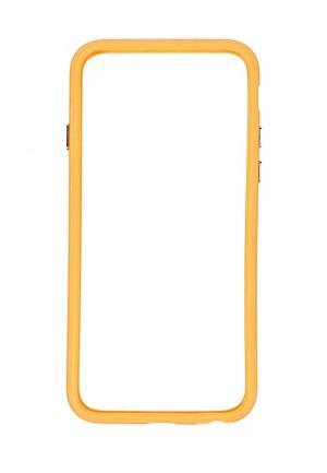 Чехол для iPhone New Top. Цвет: оранжевый