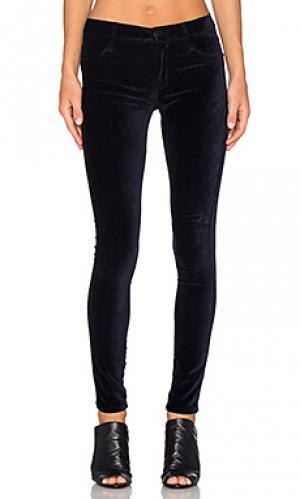 Вельветовые брюки twiggy James Jeans. Цвет: синий