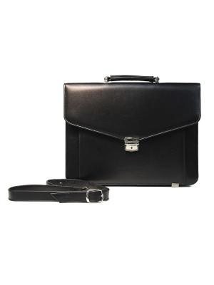Деловой портфель Вектор. Цвет: черный