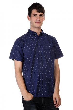 Рубашка  Anchor Shirt Patriot CLWR. Цвет: синий