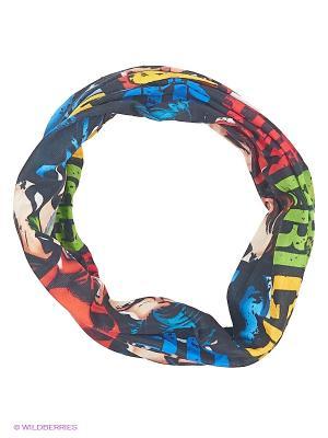Бандана BUFF Original QUARTET JR. Цвет: синий, зеленый, красный, желтый