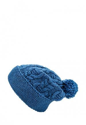 Шапка Modohats. Цвет: голубой