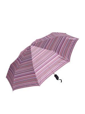 Зонт Stilla s.r.l.. Цвет: голубой,фуксия,коричневый