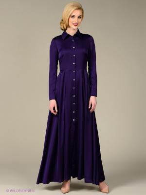 Платье Sweet Me. Цвет: фиолетовый