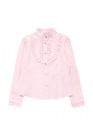 Блуза Overmoon by Acoola. Цвет: розовый