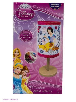 Создай свою лампу Принцессы: Белоснежка Фабрика Фантазий. Цвет: фиолетовый