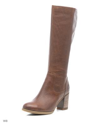 Сапоги TIMBERLAND. Цвет: коричневый