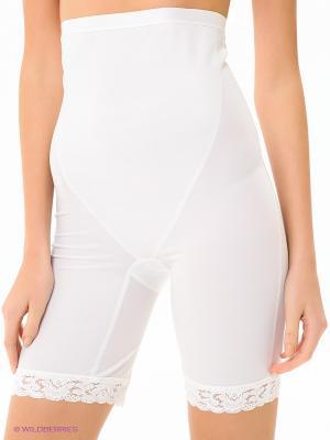 Панталоны ФЭСТ. Цвет: белый