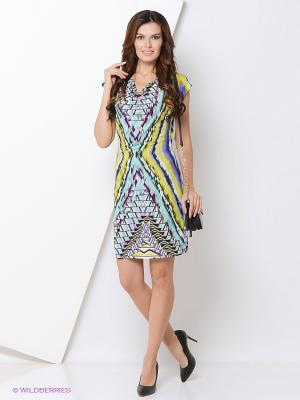 Платье Ana Alcazar. Цвет: салатовый