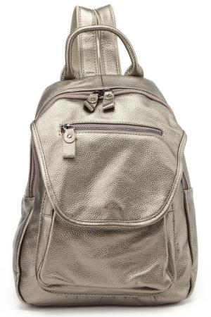 Рюкзак BAGSTONE. Цвет: бронзовый